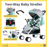 Kidshoppe Baby Stroller