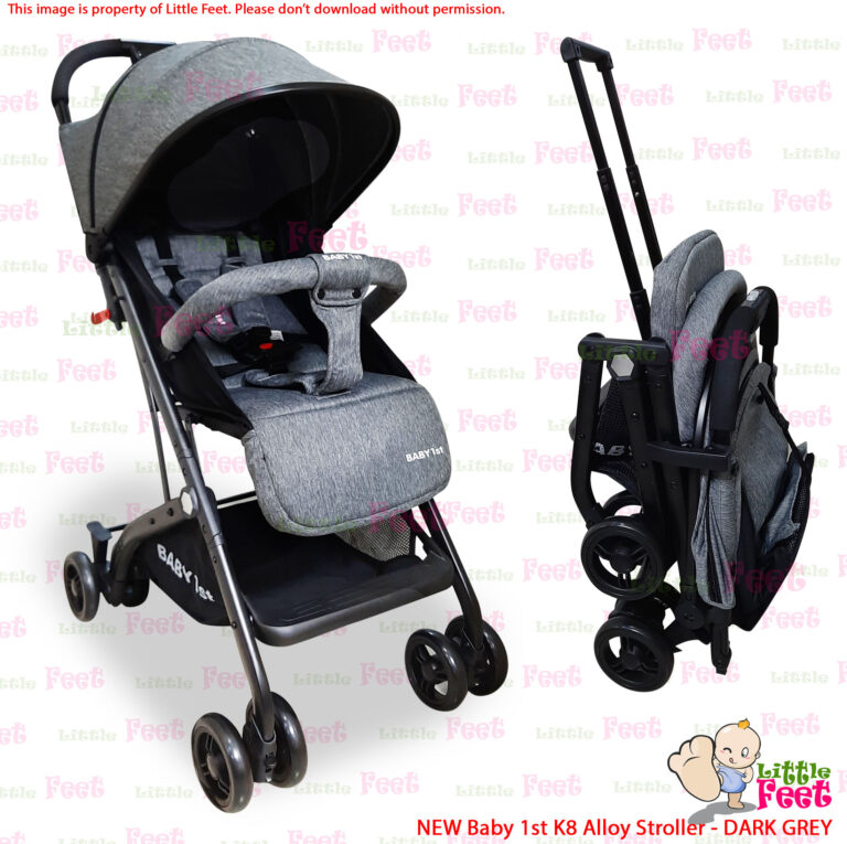 Baby 1st K1 High Quality Alloy Compact Stroller