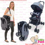 New baby 1st Alloy Pockit Stroller