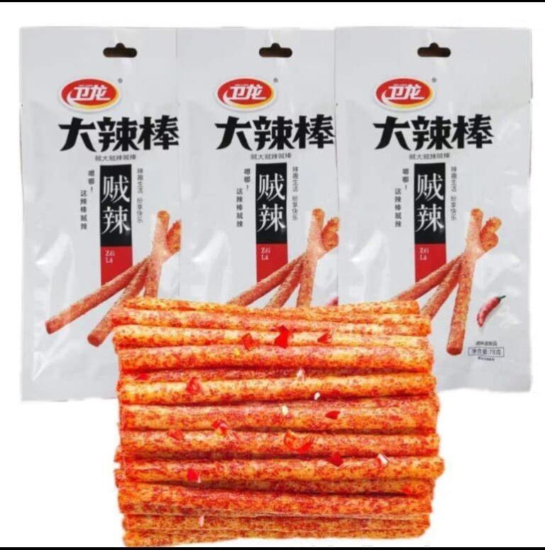 Weilong Big Spicy Stick 78g