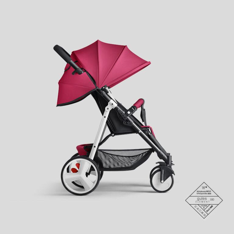 SLD Ultra-light Baby Stroller Portable Foldable Stroller Newborn Travel System Pram Jogger Pushcar