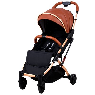 Babyfond baby stroller delivery free ultra light folding can sit or lie high landscape suitable 4 seasons high demand