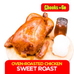 Chooks to Go Oven Roasted Chicken Sweet Roast