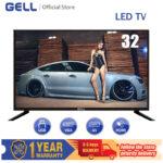 GELL 32 INCH LED TV Flatscreen TV Sale COD  Home TV Applicance Television