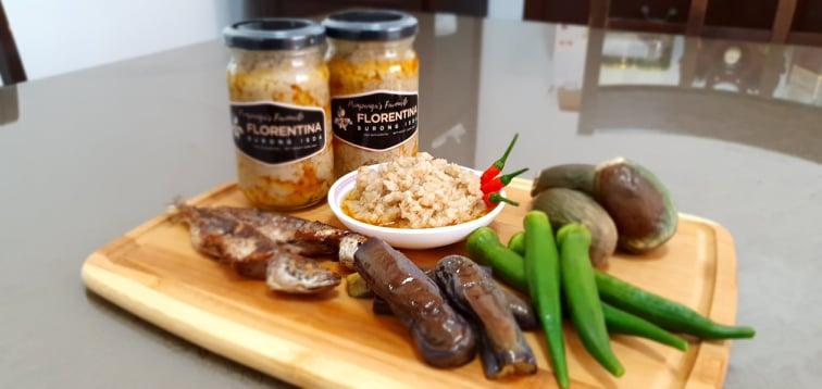 Pampanga's Favourite Burong Isda