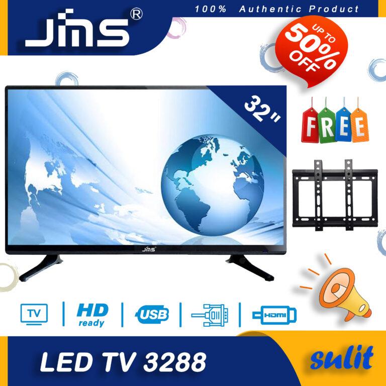 JMS LED-3288 With Free Wall Bracket LED TV 32 32