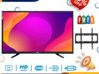 JMS  Slim  LED-4288 with Wall Bracket LED TV 42 40