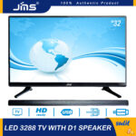 JMS  LED-3288 WITH D1 BLUETOOTH SPEAKER