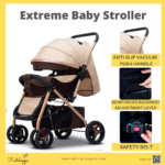 Kidshoppe Extreme Edition 602 Baby Stroller 0-36 months