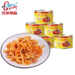 EQGS Chao San si made from Gulong foods 198g/Can