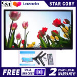 STAR COBY 30 32''  Full HD LED TV WITH FREE WALL BRACKET