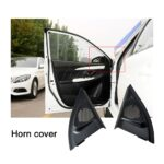 Tweeter Cover for Toyota Vios Yaris 2013-2019 Series High Pitch Trumpet Loudspeaker Lid Treble Audio Horn Shell Decoration