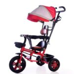 -526 Children's tricycles bicycles baby strollers and baby strollers 4(3)in1 bike for kids Nuna Stroller