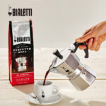 than RootyBialettiItaly Imported Moka Pot Special Ground Coffee Concentrated Concentrated Freshly Ground Pure Black250g