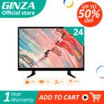 [SPOT HOT SALE]  22 inch TV 24 inch TV FHD LED TV Sale Flatscreen Ultraslim Cheap TV HDMIAVVGAUphone(24 inch TV Screen Size 20 inch)