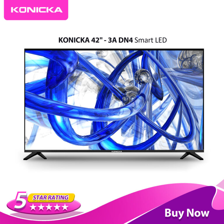 "Konicka 42"" 43A - SMART LED TV DN4"