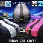 CAR COVER SEDAN FORD FIESTA NISSAN ALMERA SENTRA HONDA CITY CIVIC VIOS MIRAGE G4