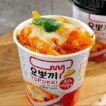 Yopokki Cheese Cup (120g)