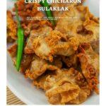 Chicharon Bulaklak   ( 100g X2 )