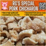 RG's Special Pork Chicharon (Ready to Eat) 200g to 210g
