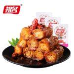 [China Imported] ZuMing Spicy Gravy Tofu Roll 30g