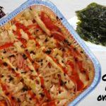 Baked Sushi Cheesy Kani Overload With Roasted Seasoned Seaweeds