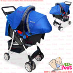 Bebeta Stroller with carseat