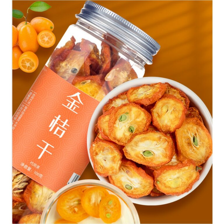 new product from scrap tv??  Kumquat Tea (100g) Kumquat Dried Flower 100g Tea Healthy Natural