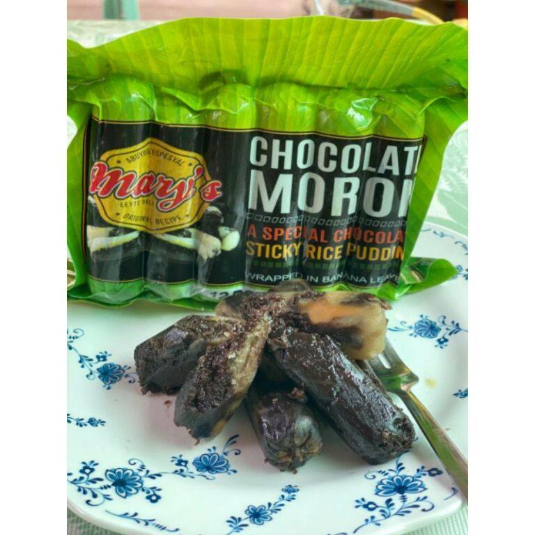 Briskaarii Mary's Chocolate Moron