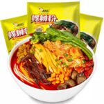 Chinese Specialties Luosifen Spicy  Snail Rice Noodles 400g Instant Rice Noodles