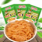 Cheapest! Dried Radish 40g Ready To Eat