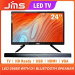 JMS LED-2668S WITH D1 BLUETOOTH SPEAKER