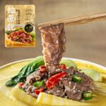 [China BEST Seller] Ramen Talk Miao's Beef noodles in Sour Soup