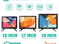 MEGASONIC 15?17?19 INCH LED TV M97-LED17?19?22G W/Glass LED TV 17 19 22
