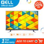 ?LED TV ON SALE?GELL 43 inch  LED TV flat screen tv  Full HD  ultra-slim Flat-screen?not smart TV?