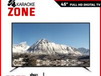 SHARP 45 inch Led Tv / 2T-C45AD1X 45? FULL HD TV / Sharp TV 45 inch