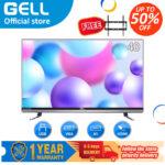 ?LED TV? 40 inch GELL LED TV sale flatscreen Full HD  Frameless ultra-slim Flat-screen GELL40AB (Free Bracket)