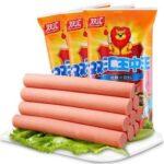 Best Chinese Snack ShuangHui Wang Ham Sausage Roll Original Flavor 240g