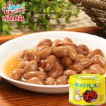 EQGS Gulong Braised Peanuts 170g China Famouse Canned Goods Instant Food Ready To Eat