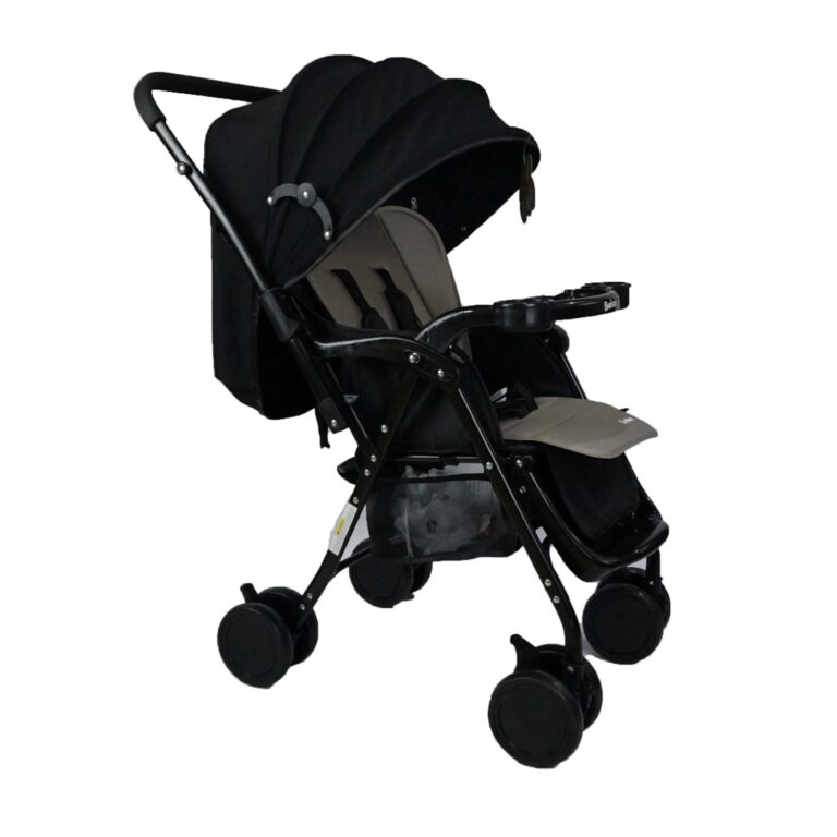 BabyGro Reversible Handle Lightweight Stroller (Koshi)