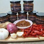 Singapore Chili Sauce (100% Authentic Sambal)