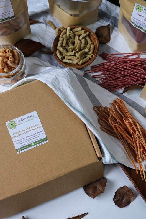 Chickpea Veggie Pasta - Sampler Box (Plant-based