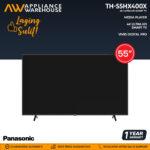 """Panasonic TH-55HX400X 55"""" 4k Ultra HD LED Smart TV"""