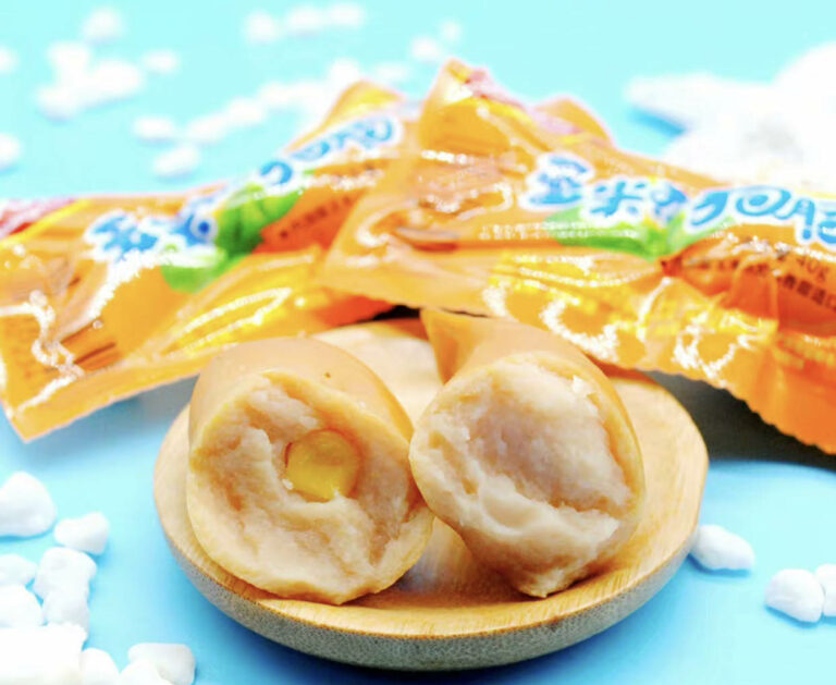EQGS ShuangHui Ready To Eat Instant SweetCorn Hotdog Sausage Snack 32g/pcs