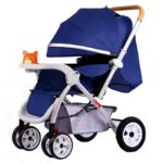 9912F high landscape baby stroller can sit