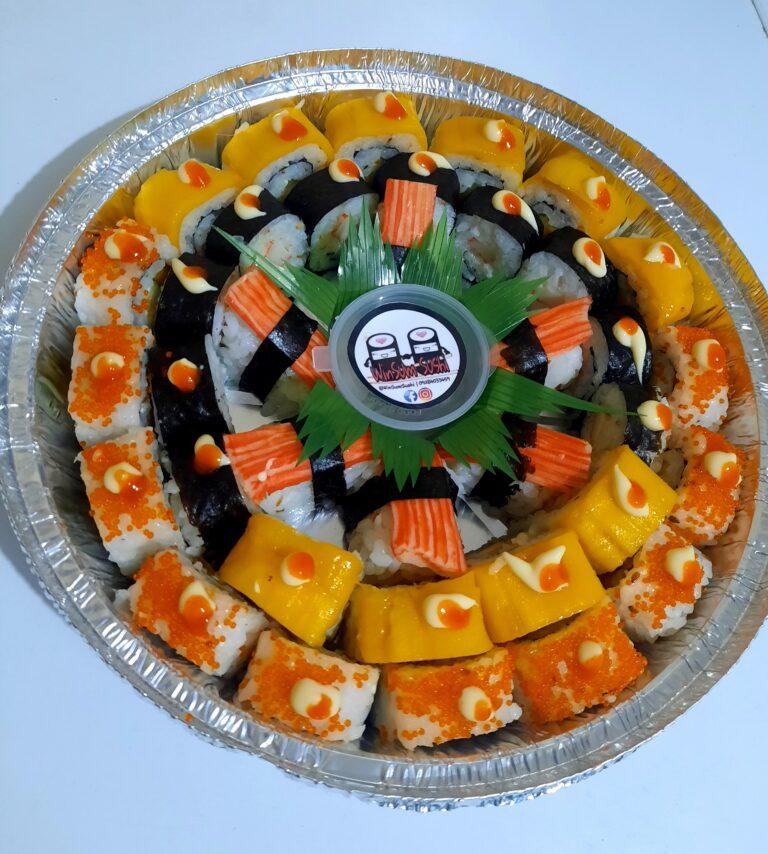 Best Seller 36pcs  Mixed Sushi Platter By Winsum Sushi