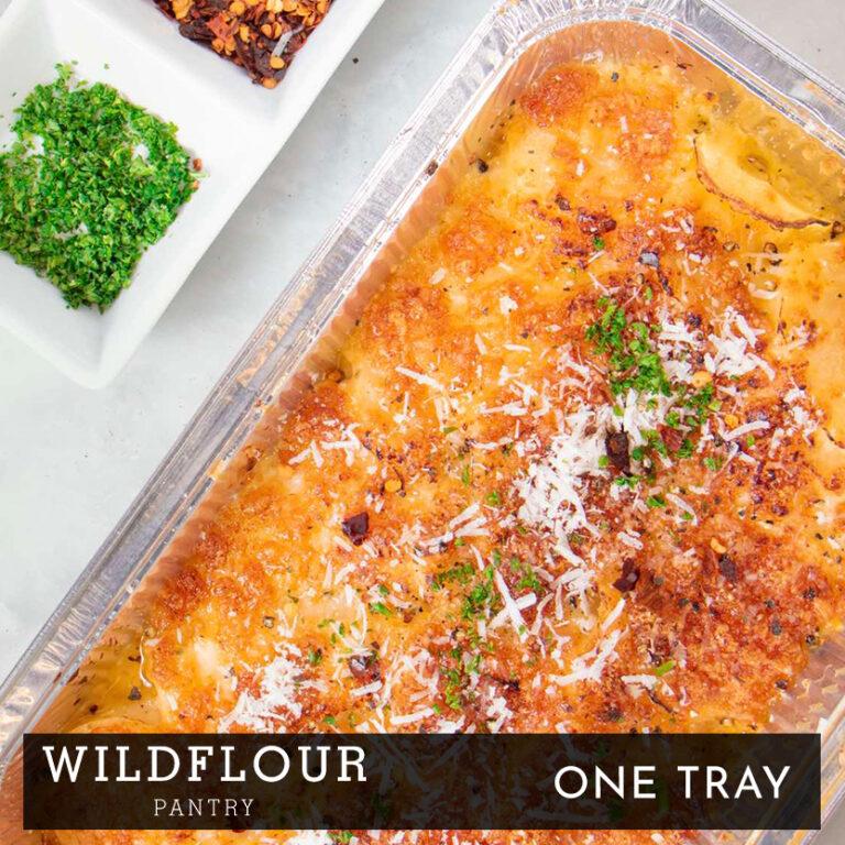 Wildflour Potato Gratin One Tray (2-3 pax.) (Ready To Eat)