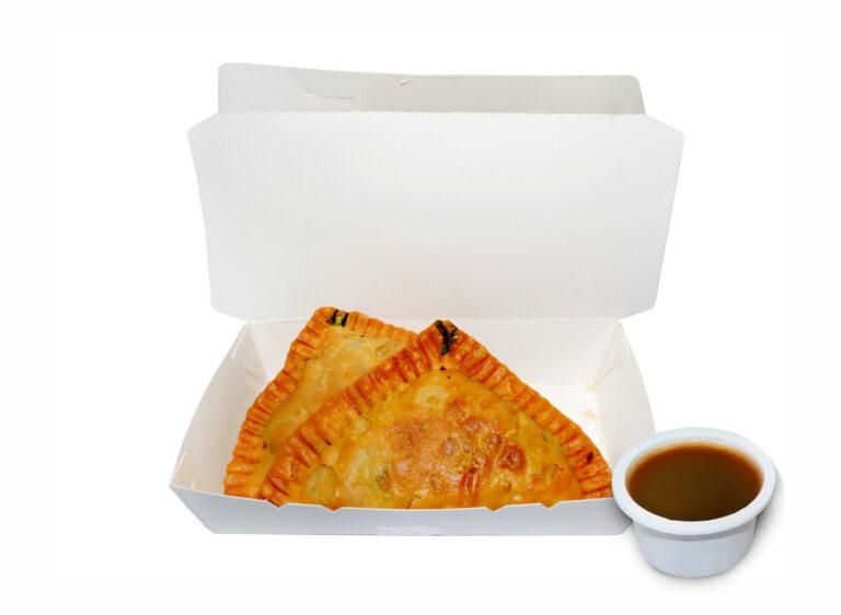 Vegemeat Maharaja Pie with Sauce (4 PCs)