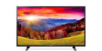 LG 32-inch LH500D LED TV
