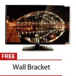 My View 55  LED TV Black 55EX200 W/ Free Wall Bracket